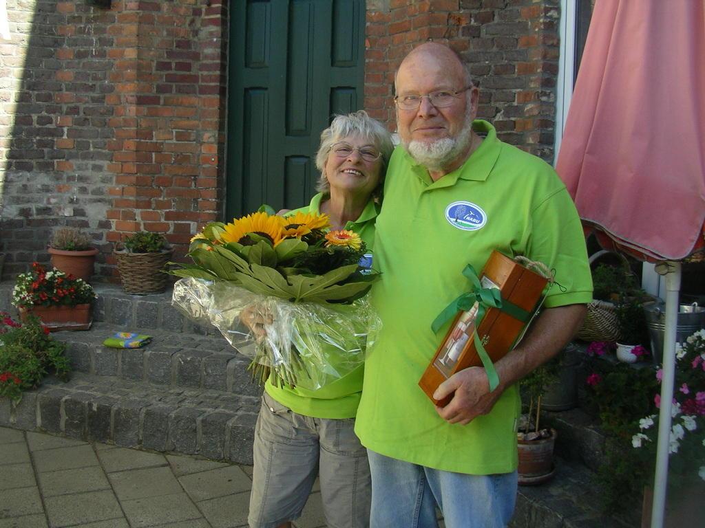 Elke und Klaus G., die besten Gastgeber, die man sich überhaupt nur wünschen kann