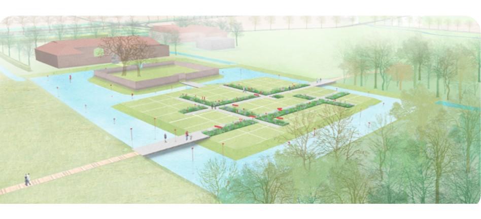 Dieses Bild aus den Planungsunterlagen der Gemeinde Beekdaelen zeigt das gewünschte Endergebnis.