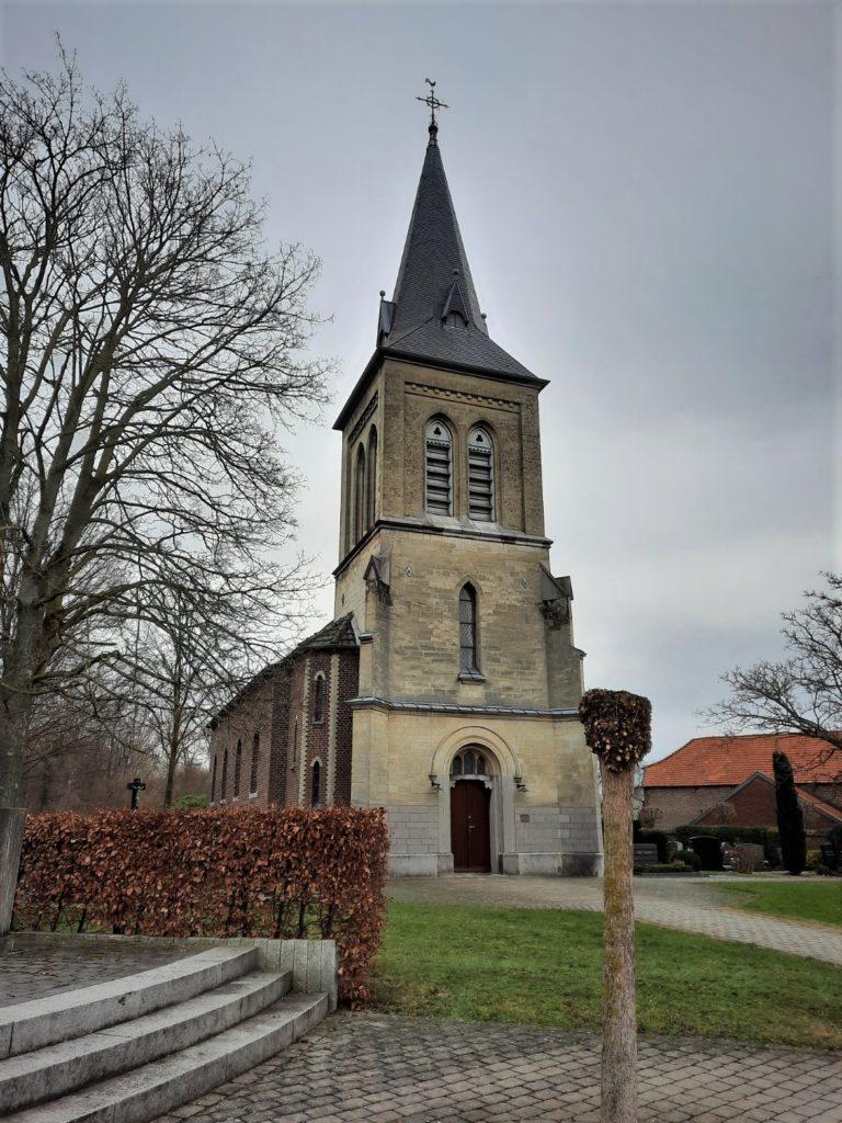 Pfarrkirche St. Severinus in Selfkant - wehr